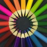اصول رنگ بندی لباس ها