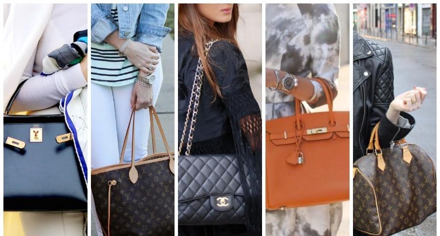 کیف های لاکچری در گذر زمان