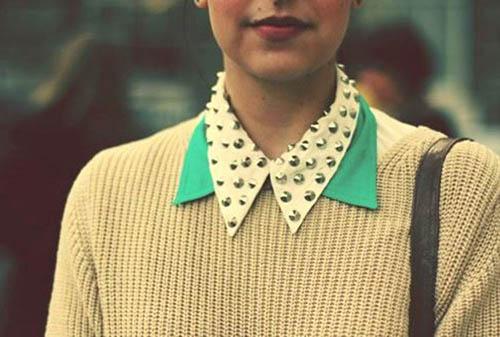 یقه لباس زنانه