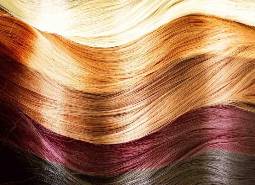 بابونه به عنوان رنگ مو