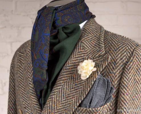 دستمال گردن مردانه-قسمت دوم