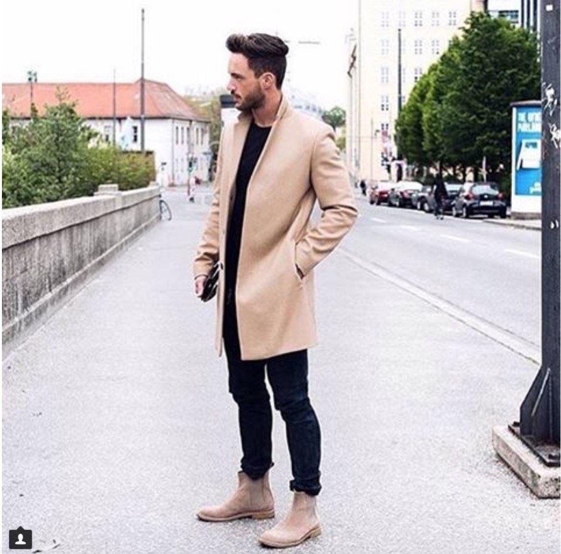 اصول پوشیدن بوت مردانه