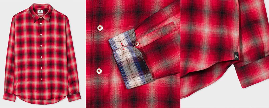 پیراهن شطرنجی انتخاب آقایان خوش تیپ