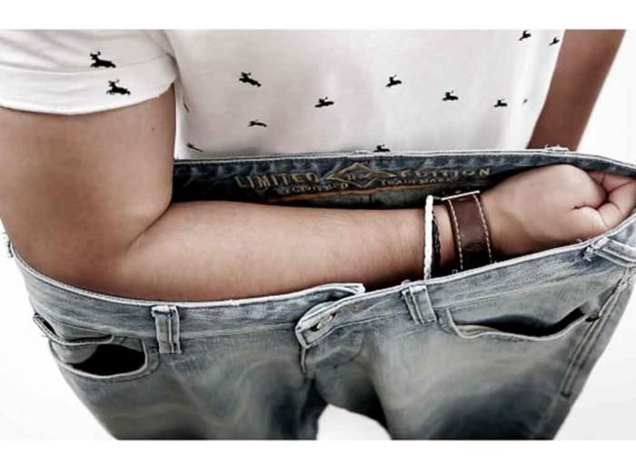 ترفندهایی برای پوشیدن لباس مردانه