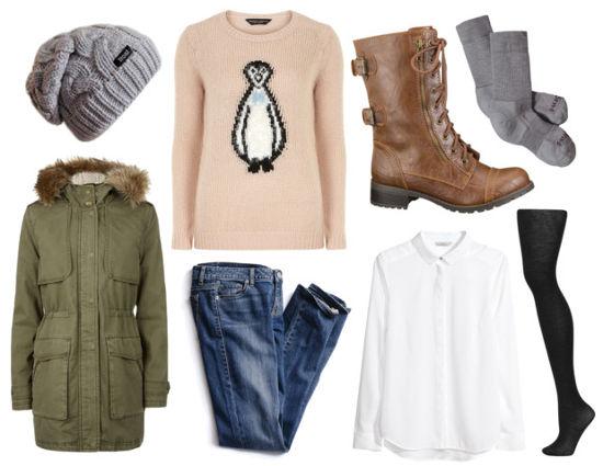 سرمایی ها چگونه لباس بپوشند؟