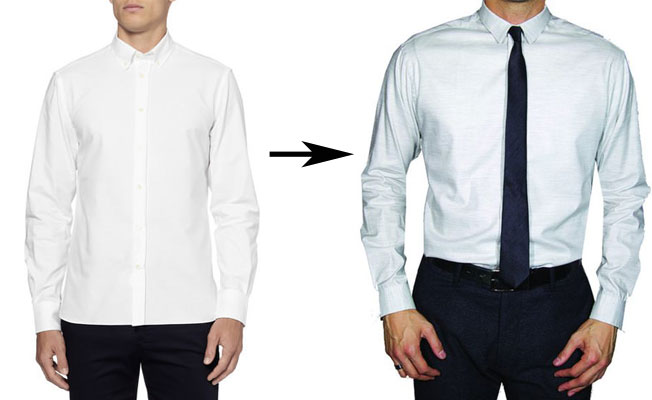 چه زمانی بهتر است پیراهن را توی شلوار گذاشت؟