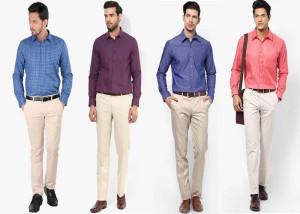 انتخاب پیراهن مردانه با توجه به رنگ پوست