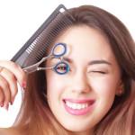کوتاه کردن مو بدون نیاز به آرایشگر