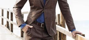 پنج قانون اساسی لباس مردانه