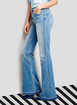 از کجا بفهمیم شلوار جین اندازه ما نیست؟