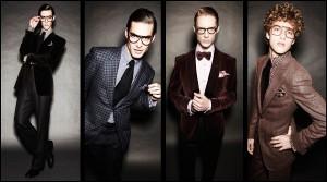شخصیت شناسی مردان از روی لباس