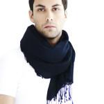 جنس دستمال گردن مردانه و انواع گره آن