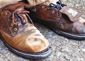 مقابله با بوی بد کفش
