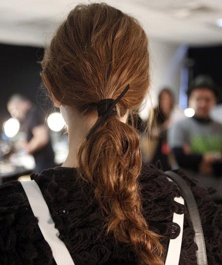 سه مدل موی دم اسبی جدید و زیبا