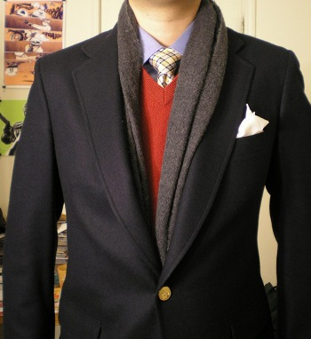 اصول لباس پوشیدن آقایان در فصول سرد