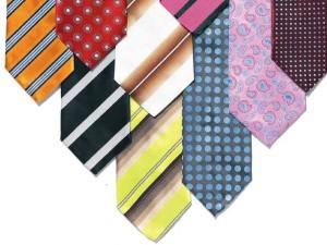 نگهداری از کراوات