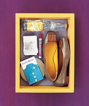 جعبه کمک های اولیه لباس