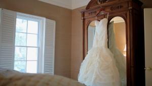 لباس عروس خانمهای درشت هیکل
