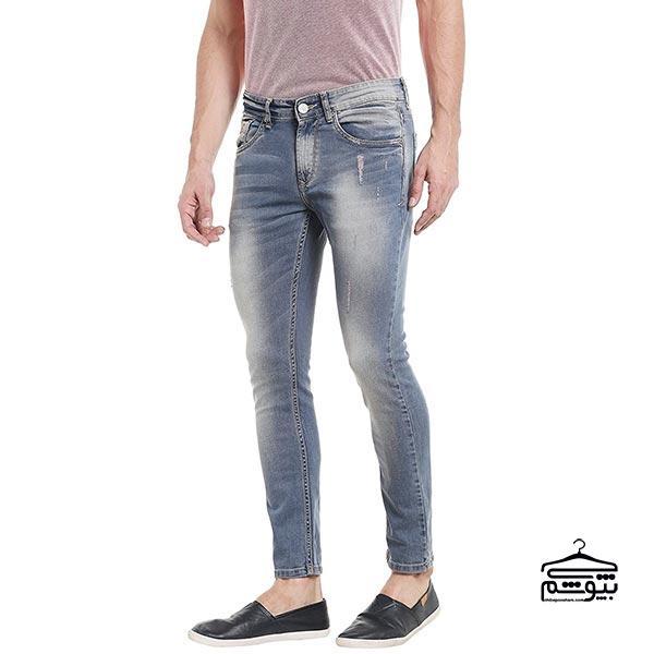شلوار جین مدل فاق کوتاه