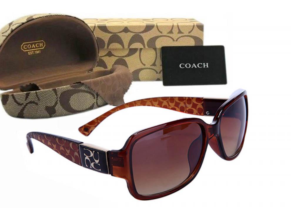 روشهای تشخیص عینک آفتابی Coach اصل از تقلبی