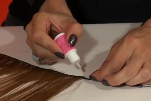 چطور اکستنشن مو بسازید
