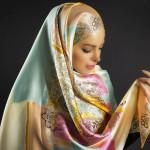 راهنمای خرید روسری ابریشمی