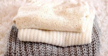 راهنمای مراقبت از لباس های پشمی