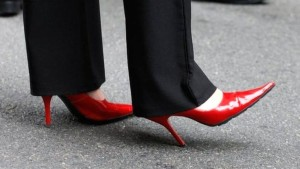 پوشیدن کفش پاشنه بلند بدون درد و خونریزی!