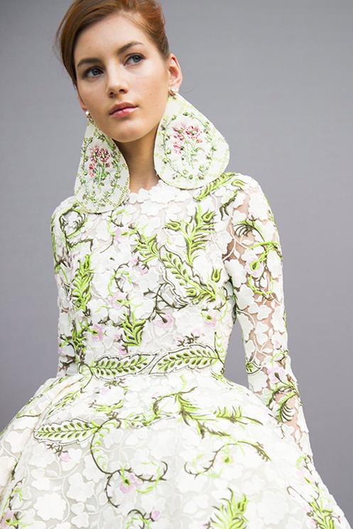 جیامباتیستا والی طراح لباس های سفارشی