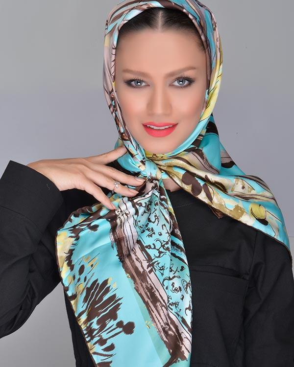 راهنمای مراقبت از روسری ابریشمی