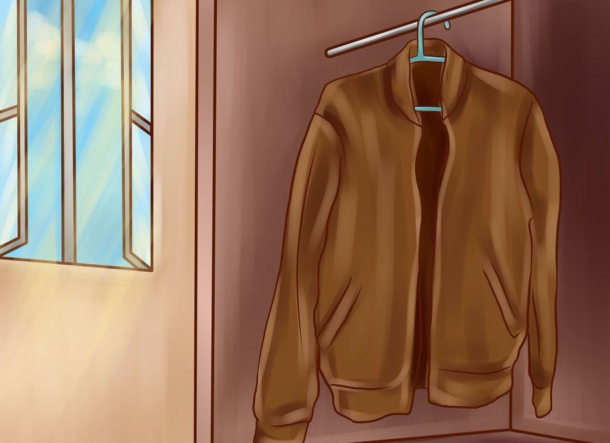 مراقبت از لباس چرم