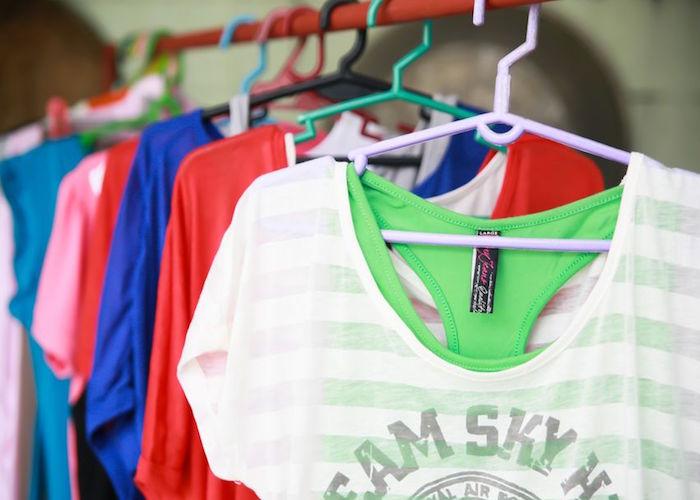 تثبیت رنگ لباس با این ۵ روش ساده