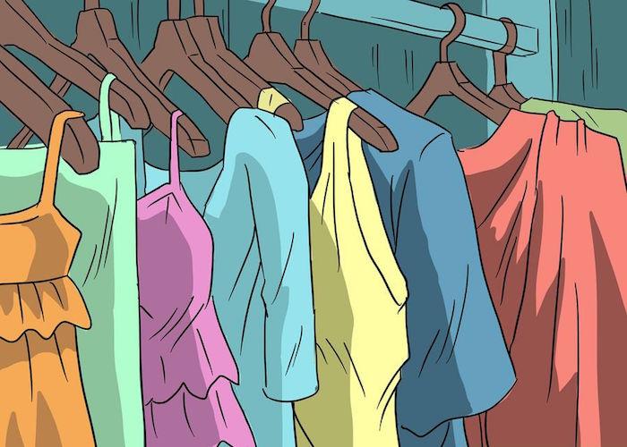 لباس مناسب چیست و چگونه انتخاب می شود؟