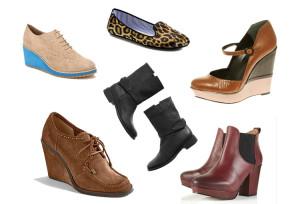 پاییز امسال چه کفشی بپوشیم؟