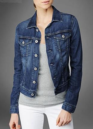 راهنمای خرید کت جین زنانه