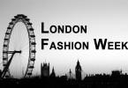 بررسی هفته مد لندن بهار و تابستان 2017
