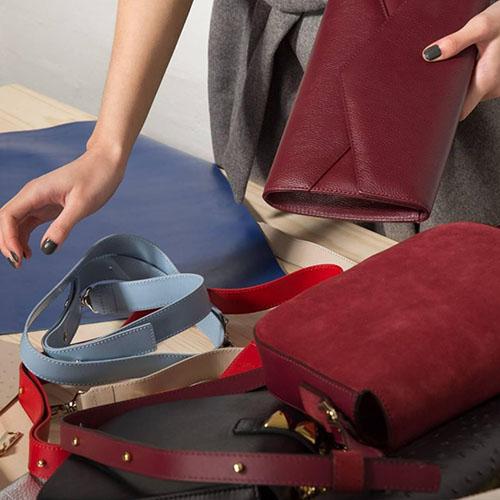 کیف دلخواه خود را طراحی کنید و بخرید