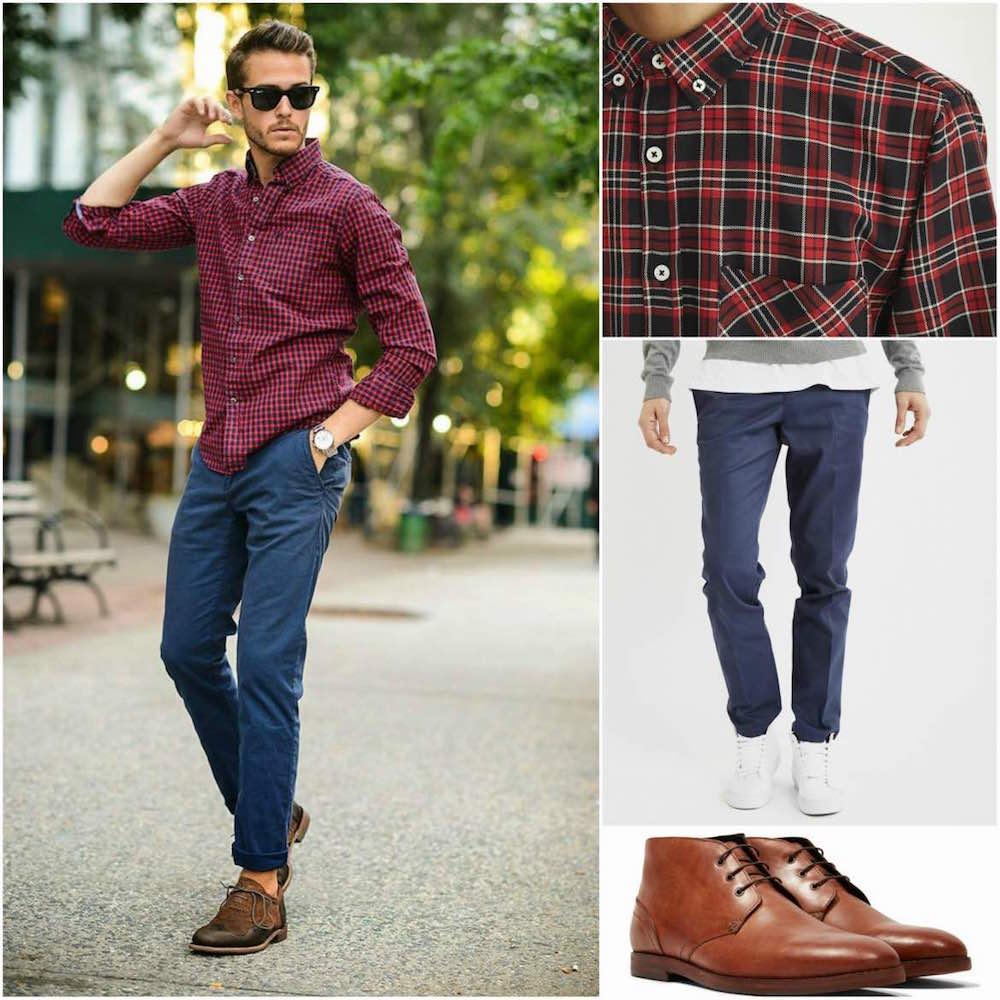 کدام پیراهن مردانه را بپوشم؟