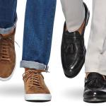 اصول ست کردن شلوار و کفش مردانه