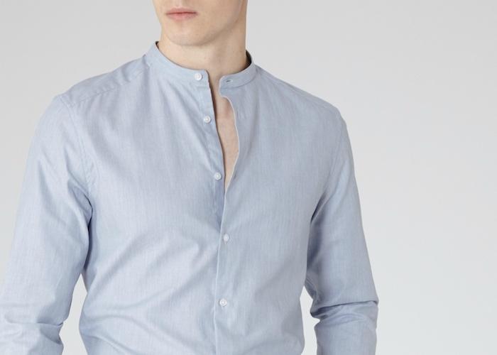 همه چیز درباره پیراهن یقه دیپلمات مردانه