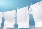 تمیز کردن لباس سفید