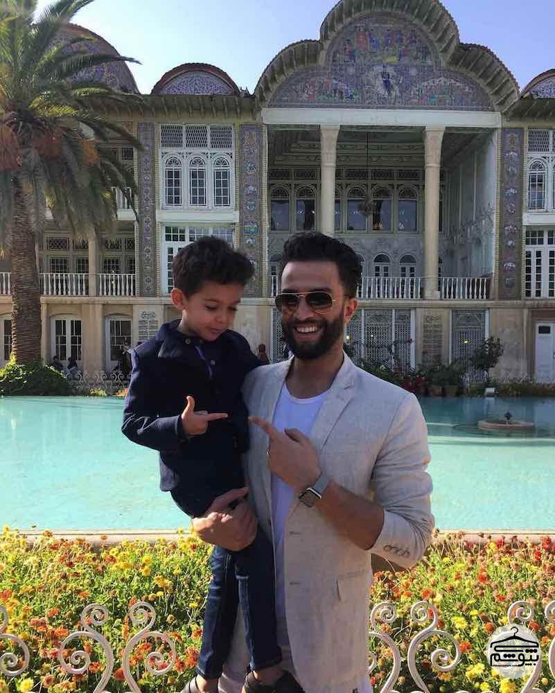 بنیامین بهادری خوش تیپ ترین خواننده ایرانی