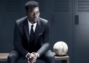 دنیل استوریج خوشتیپ ترین بازیکن فوتبال از تیپش می گوید