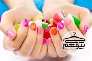 آیا باید رنگ لاک ناخن دست و پا هم رنگ باشد؟