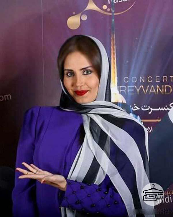 الناز شاکردوست در جشنواره فیلم حافظ