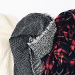 بهترین مدلهای شال پاییزی برای خانمهای خوش تیپ