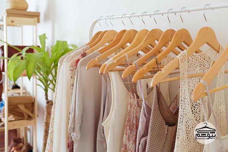 انبار کردن لباس های تابستانی
