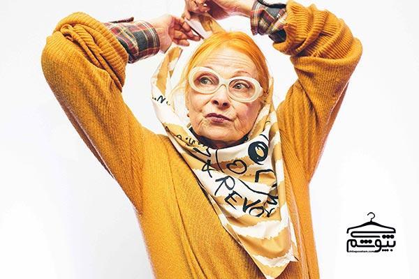 ویوین وست وود طراح لباسهای پانک