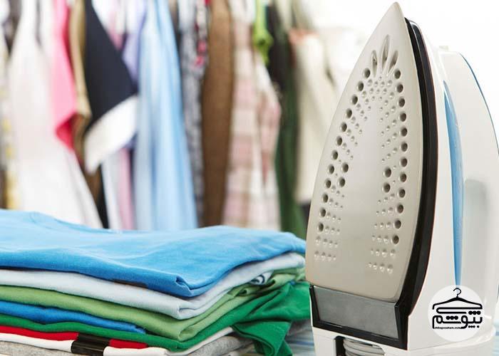 راههای ساده برای از بین برون چروک لباس