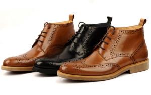 معرفی چند مدل کفش زمستانی مردانه